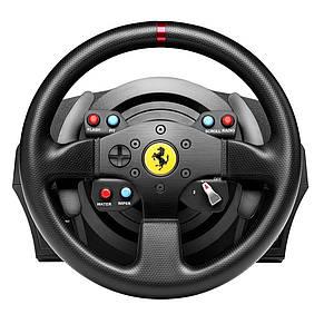 Руль  и  педали для  PC/PS4/PS3 Thrustmaster T300 Ferrari GTE Wheel, фото 2