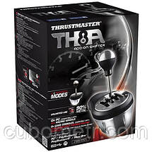 Шифтрер коробки передач для PS3/PS4/PC/XBOX Thrustmaster  TH8A SHIFTER ADD-ON  ONE, фото 3
