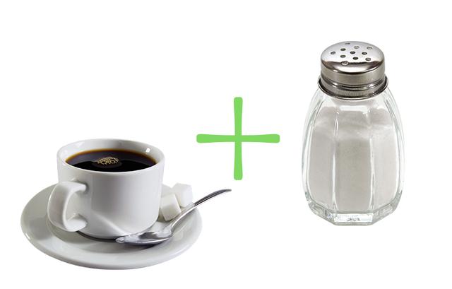 зачем добавлять соль в кофе