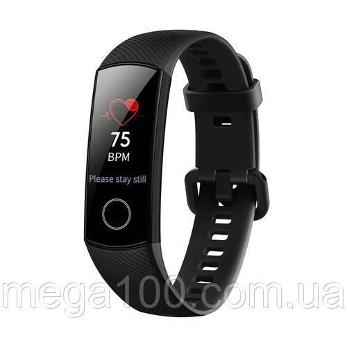 Фитнес браслет, часы Huawei Honor Band 4 цвет черный