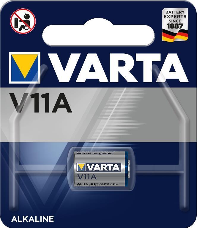 Батарейка VARTA V 11 A BLI 1 ALKALINE
