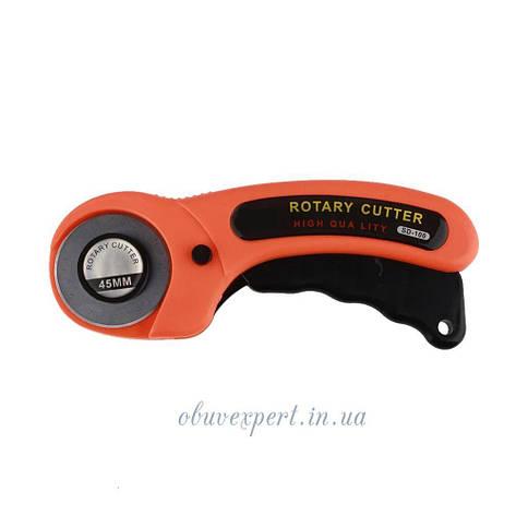 Дисковий (роликовий) ніж для шкіри, d = 45 мм, фото 2