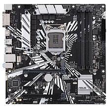 Материнcкая плата ASUS PRIME_Z390M-PLUS s1151 Z390 4xDDR4 M.2 HDMI-DVI mATX