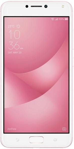 Смартфон Asus ZenFone 4 Max (ZC554KL-4I111WW) DualSim Pink