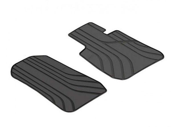 Оригинальные коврики BMW 3 E92 (51472311059)