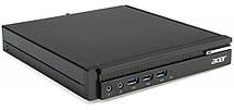 ПК-неттоп Acer Veriton N4640G/Intel i3-7100T/4/128F/int/COM/DOS, фото 2