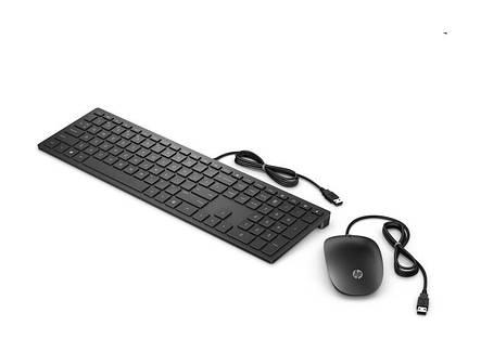 Комплект проводной HP Pavilion Keyboard and Mouse 400, фото 2