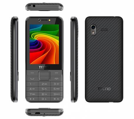 Мобильный телефон TECNO T473 DUALSIM Space Gray, фото 2