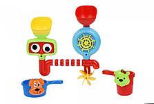 Игрушки для ванной Puzzle Water Fall с аксесуарами 9905Ut, фото 2