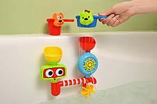 Игрушки для ванной Puzzle Water Fall с аксесуарами 9905Ut, фото 3