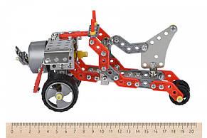 Конструктор металлический Same Toy Inteligent DIY Model Самолет 191 эл. WC38FUt, фото 2