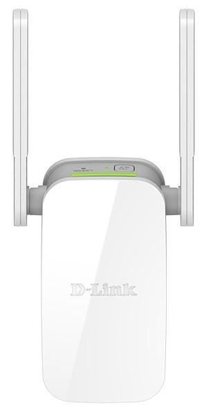 Расширитель WiFi-покрытия D-Link DAP-1610 802.11ac AC1200 1xFE LAN