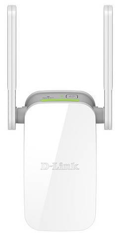 Расширитель WiFi-покрытия D-Link DAP-1610 802.11ac AC1200 1xFE LAN, фото 2