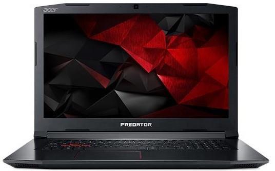 Ноутбук Acer Predator Helios 300 PH315-51-729V 15.6FHD IPS/Intel i7-8750H/16/512F/NVD1060-6/Lin