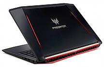Ноутбук Acer Predator Helios 300 PH315-51-511K 15.6FHD IPS/Intel i5-8300H/8/1000/NVD1050Ti-4/Lin, фото 2