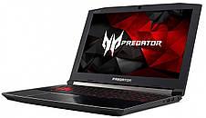 Ноутбук Acer Predator Helios 300 PH315-51-50QL 15.6FHD IPS/Intel i5-8300H/8/1000/NVD1050Ti-4/W10, фото 3