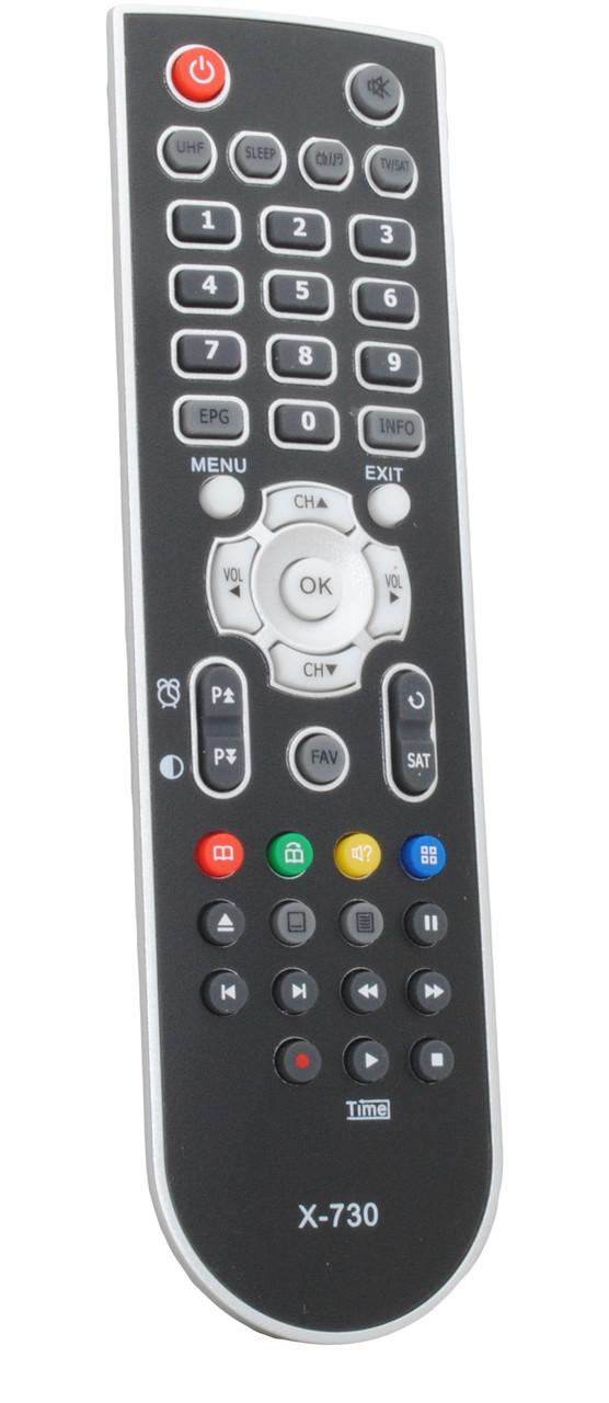 Пульт ДУ для OpenBox X-730, X-750, X-770, X-790 (улучшенного качества)