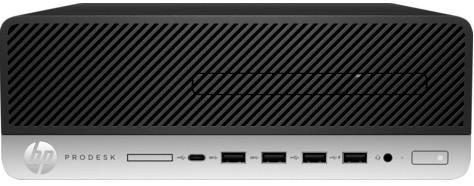 ПК HP ProDesk 600 G4 SFF/Intel i7-8700/8/256F/ODD/int/kbm/W10P