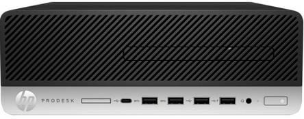 ПК HP ProDesk 600 G4 SFF/Intel i7-8700/8/256F/ODD/int/kbm/W10P, фото 2