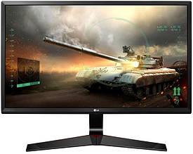 """Монитор LCD LG 23.8"""" 24MP59G-P D-Sub, HDMI, DP, IPS, 99%sRGB, FreeSync"""