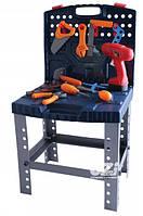 Детский игровой набор инструментов в чемодане Tobi Toys  50 ел.