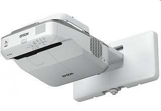 Ультракороткофокусный интерактивный проектор Epson EB-680Wi (3LCD, WXGA, 3200 Lm)