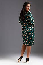 Платье с золотым напылением , фото 3