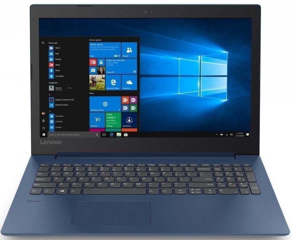 Ноутбук Lenovo IdeaPad 330 15.6FHD/Intel i5-7200U/8/1000/NVD110-2/DOS/Midnight Blue