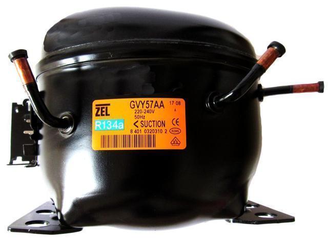 Компрессор ZEL HML170A ( R-600a,-23,3t / 170 wt. )