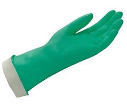 Перчатки нитриловые химическистойкие «Ultranitril» мод.  492 (К50, Щ50)