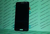 Модуль (дисплей + сенсор) Samsung Galaxy J3 2016 SM-J320H/DS J320A J320F чёрный Orig