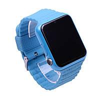 Умные часы Smart Watch UWatch V7K GPS Blue