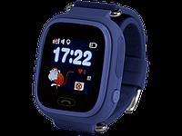 Детские смарт-часы Watch Q90 Темно-синие