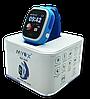 Детские смарт-часы GPS MYOX MX-90B Blue