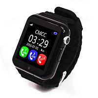 Умные часы Smart Watch UWatch V7K GPS Black, фото 1