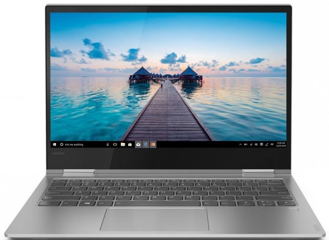 Ноутбук Lenovo Yoga 730 15.6FHD IPS Touch/Intel i5-8250U/8/256F/NVD1050-4/W10/Platinum