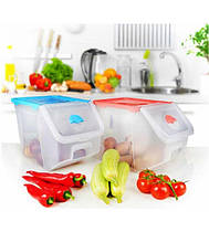 Мелочи для кухни, контейнеры для хранения продуктов