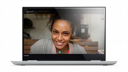 Ноутбук Lenovo Yoga 720 15.6FHD IPS Touch/Intel i5-7300HQ/16/256F/NVD1050-4/W10/Platinum, фото 2