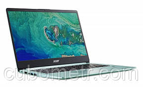 Ноутбук Acer Swift 1 SF114-32-P64S 14FHD IPS AG/Intel Pen N5000/4/128F/int/W10/Green, фото 2