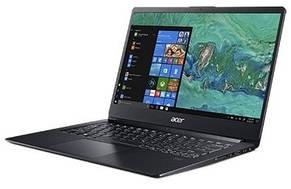 Ноутбук Acer Swift 1 SF114-32-P40Z 14FHD IPS AG/Intel Pen N5000/8/128F/int/W10/Black, фото 2