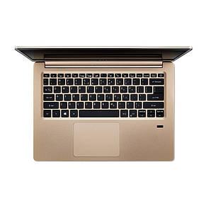 Ноутбук Acer Swift 1 SF114-32-C16P 14FHD IPS AG/ Intel Cel N4000/4/128F/int/Lin/Gold, фото 2