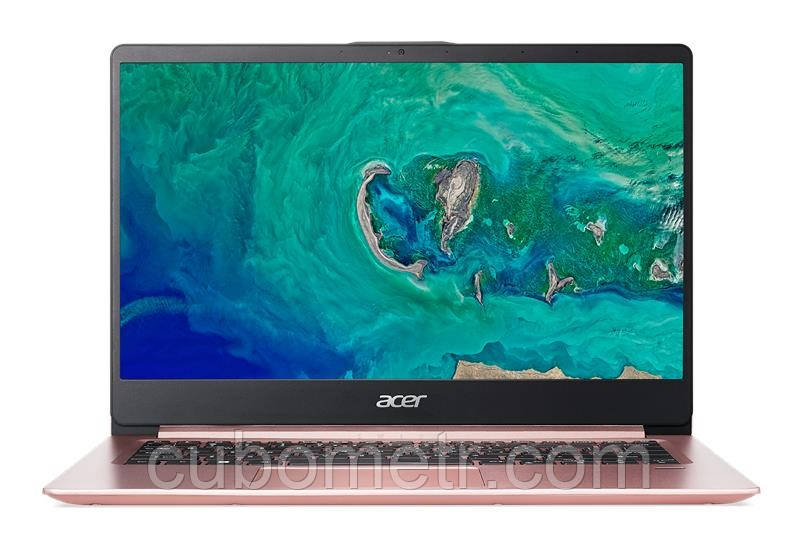 Ноутбук Acer Swift 1 SF114-32-P1AT 14FHD IPS AG/Intel Pen N5000/8/128F/int/Lin/Pink