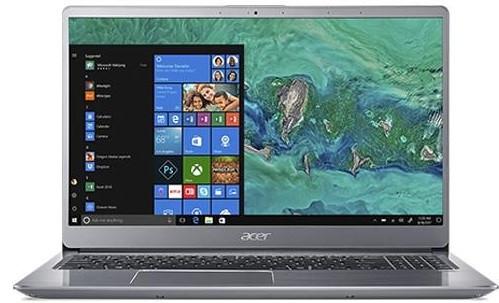 Ноутбук Acer Swift 3 SF315-52-51QL 15.6FHD IPS/Intel i5-8250U/8/256F/int/Lin/Silver