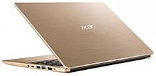 Ноутбук Acer Swift 3 SF315-52-55D3 15.6FHD IPS/Intel i5-8250U/8/256F/int/Lin/Gold, фото 3