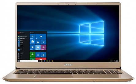 Ноутбук Acer Swift 3 SF315-52-31V4 15.6FHD IPS/Intel i3-8130U/8/256F/int/Lin/Gold, фото 2