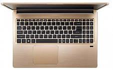 Ноутбук Acer Swift 3 SF315-52-31V4 15.6FHD IPS/Intel i3-8130U/8/256F/int/Lin/Gold, фото 3