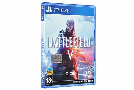 Игра PS4 BATTLEFIELD V [Blu-Ray диск], фото 2