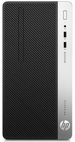 ПК HP ProDesk 400 G5 MT/ Intel i3-8100/4/1000/int/ODD/kbm/W10P, фото 2
