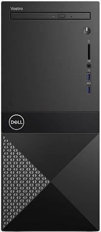 ПК Dell Vostro 3670/Intel i3-8100/4/1000/ODD/int/WiFi/kbm/Lin, фото 2