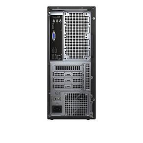 ПК Dell Vostro 3670/Intel i3-8100/4/1000/ODD/int/WiFi/kbm/Lin, фото 3